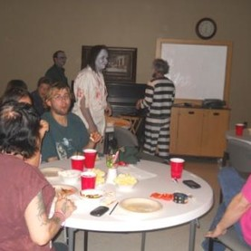 2011 Zombie Campout Movie