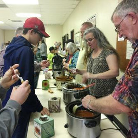 2017 Chili Cook-Off